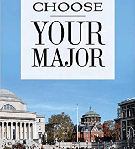 Book cover of How To Choose Your Major