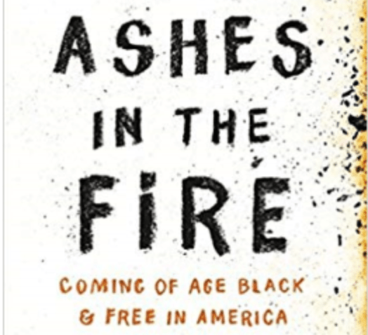 No Ashes in the Fire book cover