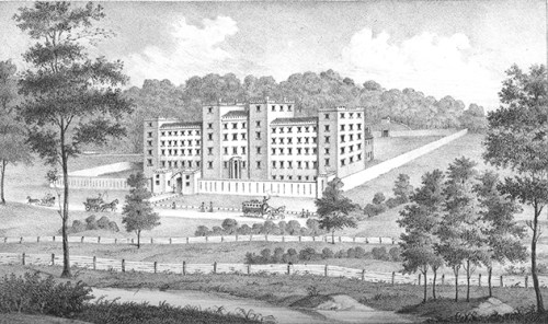 House of Refuge in 1856
