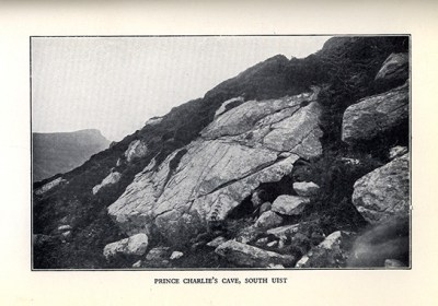 Prince Charles Cave, South Uist