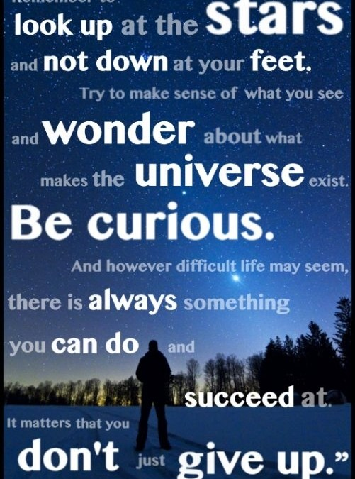 inspiration quote graphic