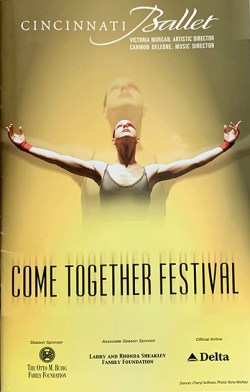 Come Together Festival Program from 2005-2006 season