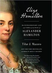 Eliza Hamilton book cover