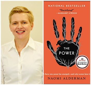 Heather Maloney and cover of The Power