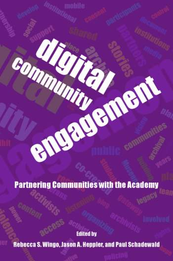 digital community engagement book cover