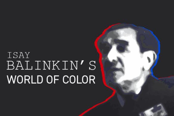 graphic of isay balinkin