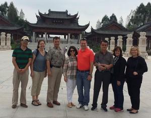 delegation visit