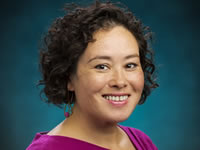 Photo of Dr. Christine Todd