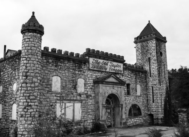Old Taylor Distillery - CREATIVE COMMONS PHOTO BY ANTHONY NEFF
