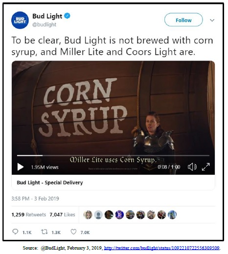 False advertising lawsuit between brewers continues with MillerCoors request for preliminary injunction