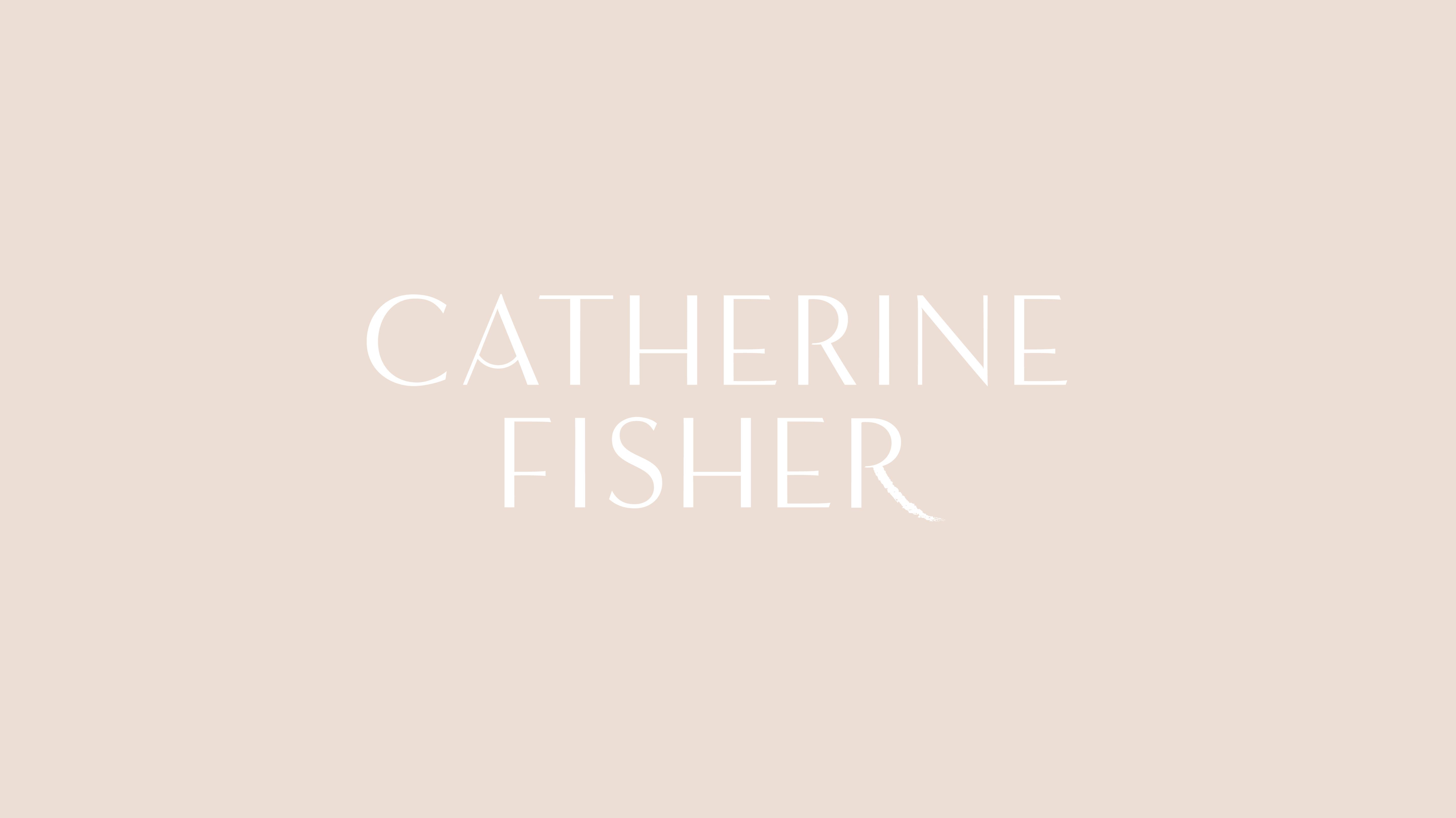 Catherine Fisher – Branding – 2