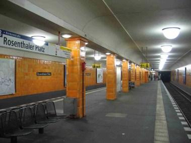 Rosenthalerpl-ubahn