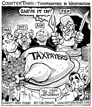 Federal Reserve and taxes