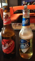 Yummy Panamanian Beer - Balboa and Atlas