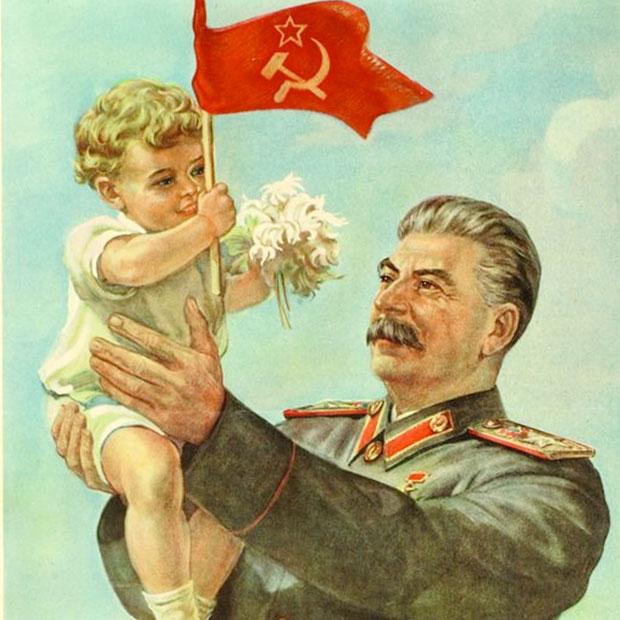 Communism Cold War Propaganda Posters