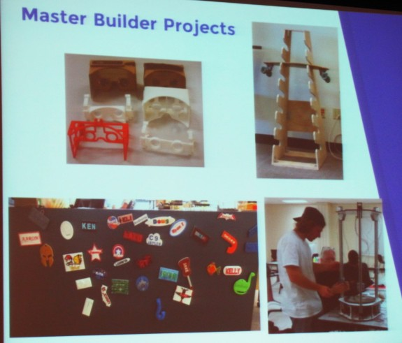 Master Builder Projects