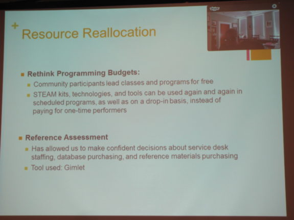 Resource Reallication