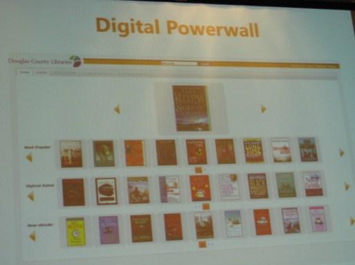 Digital Powerwall