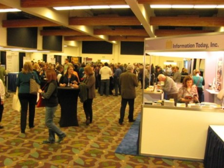Exhibit Hall Reception