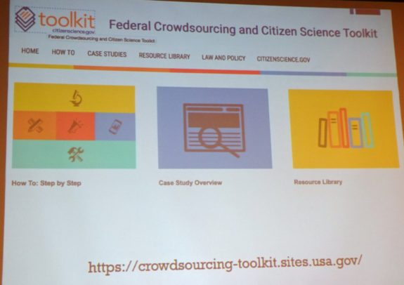 Citizen Science Toolkit