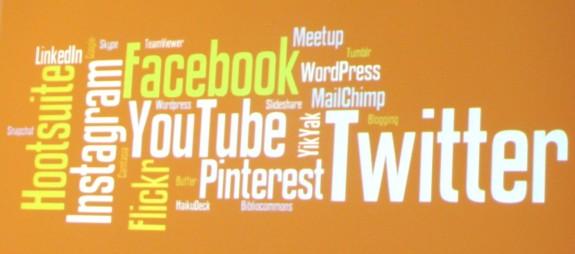 Social Media Platforms Used