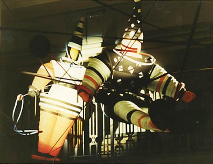 Mechanical Ballet 1