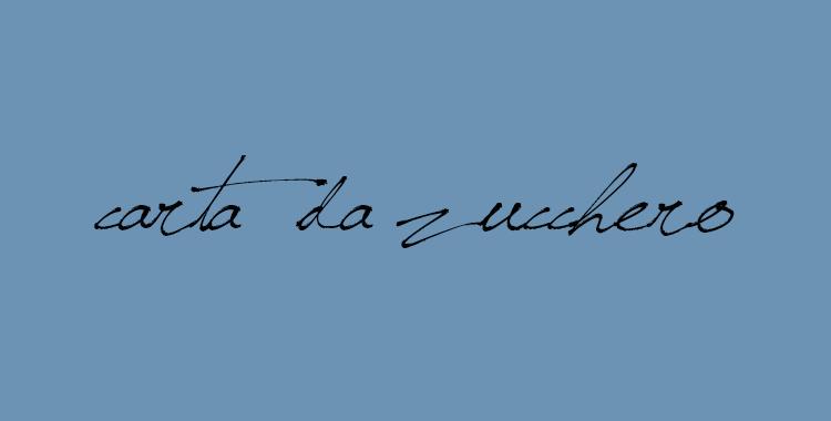 Carta Da Zucchero Libees