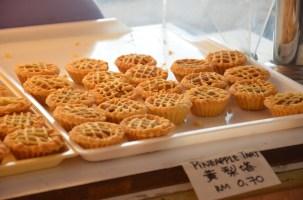 Melaka's Pineapple Tart :)
