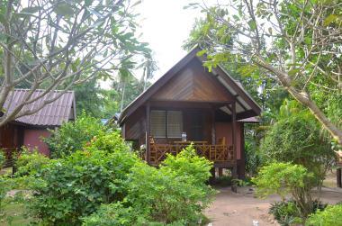 Unsere Unterkunft auf Ko Tao