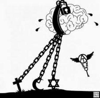 prin cunoastere ne vom elibera, erori logice frecvent folosite pentru a justifica credinta si religia