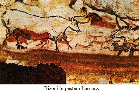 10.1.3.1 Bizoni în peştera Lascaux