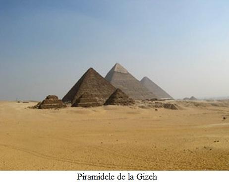 15.1.4.01 Piramidele de la Gizeh