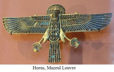 2.2.14. Horus, Muzeul Louvre