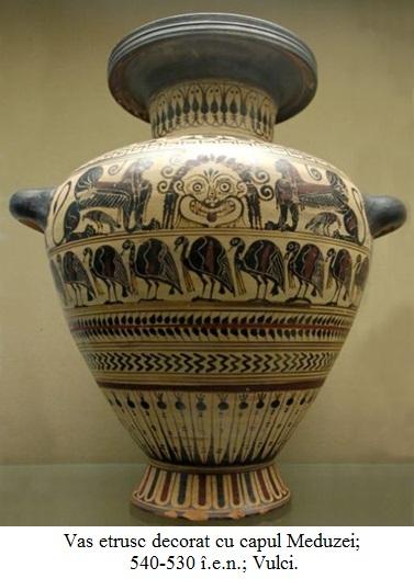 9.1.5.1 Vas etrusc; 540-530 î.e.n.; Vulci.
