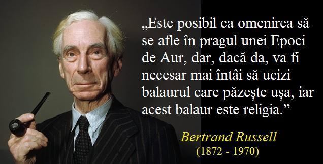 A.13.x.01  Bertrand Russell (1872 - 1970)