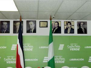 Salón de Expresidentes Casa Liberacionista José Figueres Ferrer