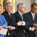 Pope Francis Exorcises Congress of John Boehner