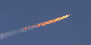 turkey downs russian plane