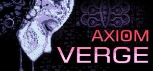 Axiom Verge - Metroidvania