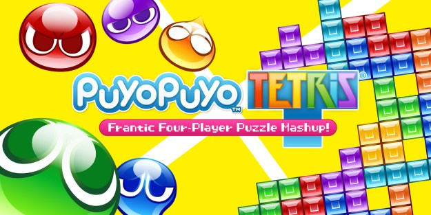 March Games - Puyo Puyo Tetris