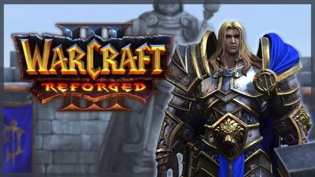 WarCraft III Reforged - November Games
