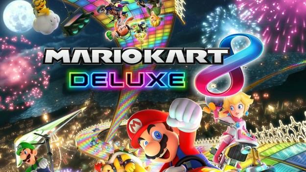 Mario Kart 8 Deluxe - December Games