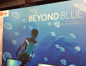 Beyond Blue - EGX Rezzed