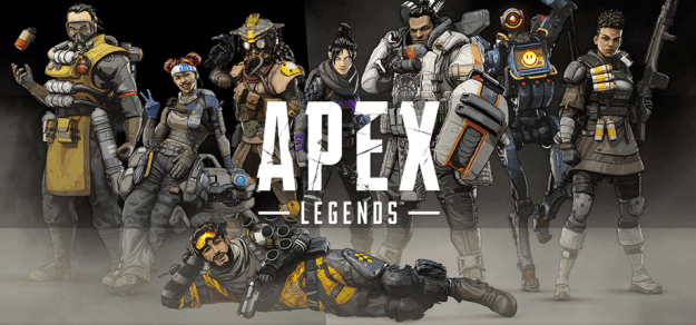 Apex Legends - April