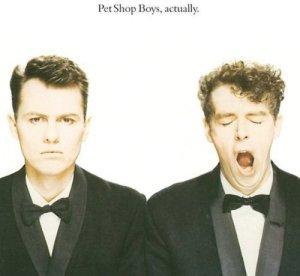 Pet Shop Boys Actually