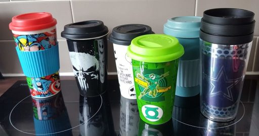 Travel Cup - Reducing single-use plastic