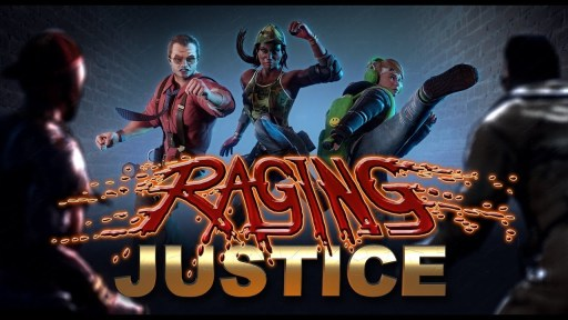 Raging Justice July Games