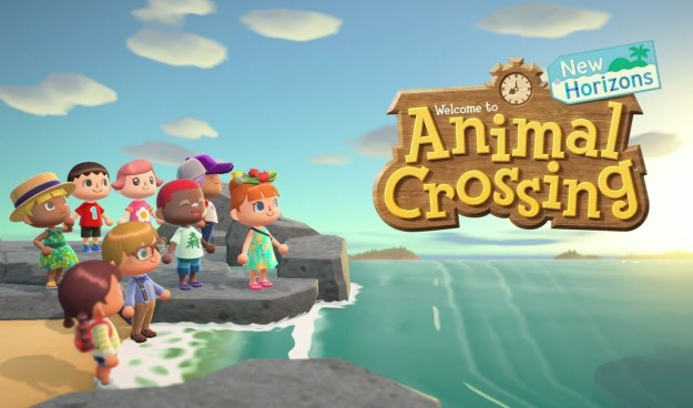 Nintendo Switch - Animal Crossing