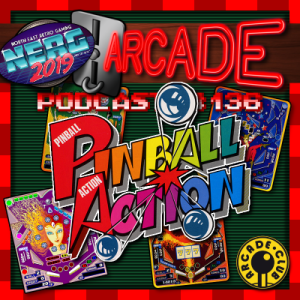 Ten Pence Arcade Podcast - Pinball Action