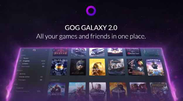 GoG Galaxy 2 - October Games